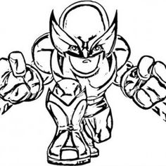 7 best superhero squad images coloring pages superhero