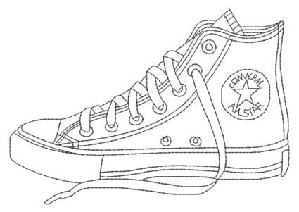admincoloring pages for shoes coloring pages of shoes