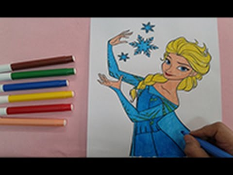 arts for kids how to color frozen colouring pages
