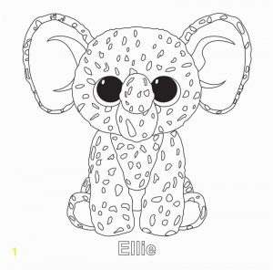 beanie boo coloring pages bunny free coloring sheets