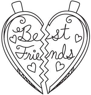 best friends design utzh1411 from urbanthreads