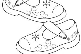 converse shoe coloring page at getcolorings free