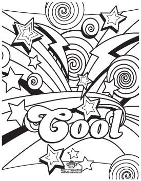 cool coloring pages for teenagers to print at getcolorings
