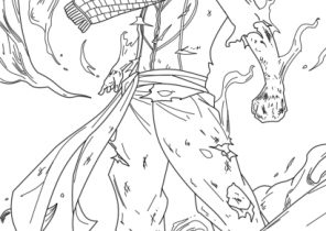 fairy tail coloring pages coloring4free