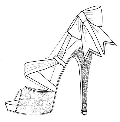 high heel shoes the modellista wrapping things up and