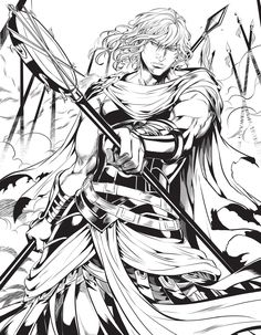 limited edition dark hunter coloring book 01 in 2019