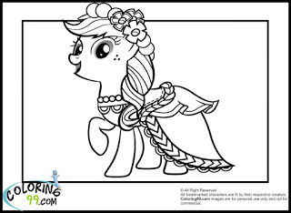 my little pony applejack coloring pages minister coloring