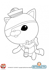 octonauts free printable coloring pages for kids