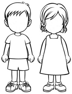 people and places coloring pages free printable child