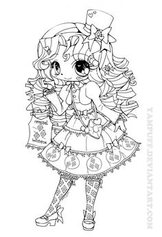 princess emeraude chibi yampuff on deviantart