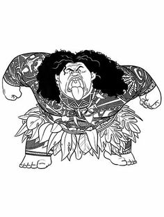 print ba moana princess disney coloring pages magic