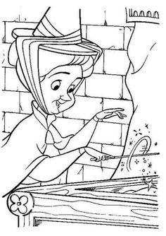 sleeping beauty coloring pages picture aurora printable