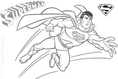 transmissionpress free printable superman super hero