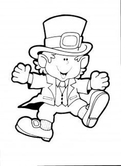 9 best st patricks day coloring pages images on