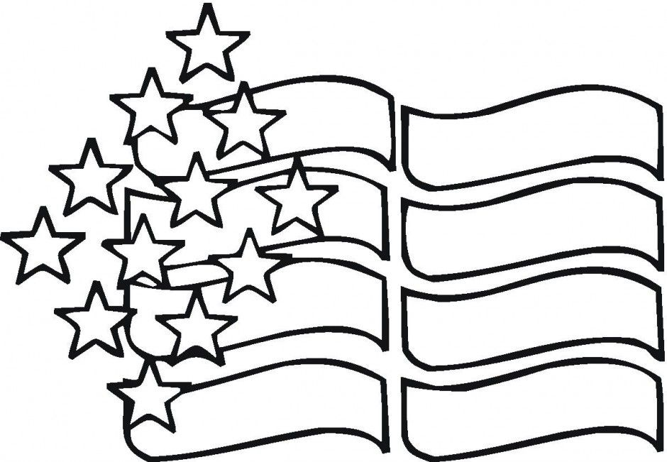 black and white american flag clipart free download on