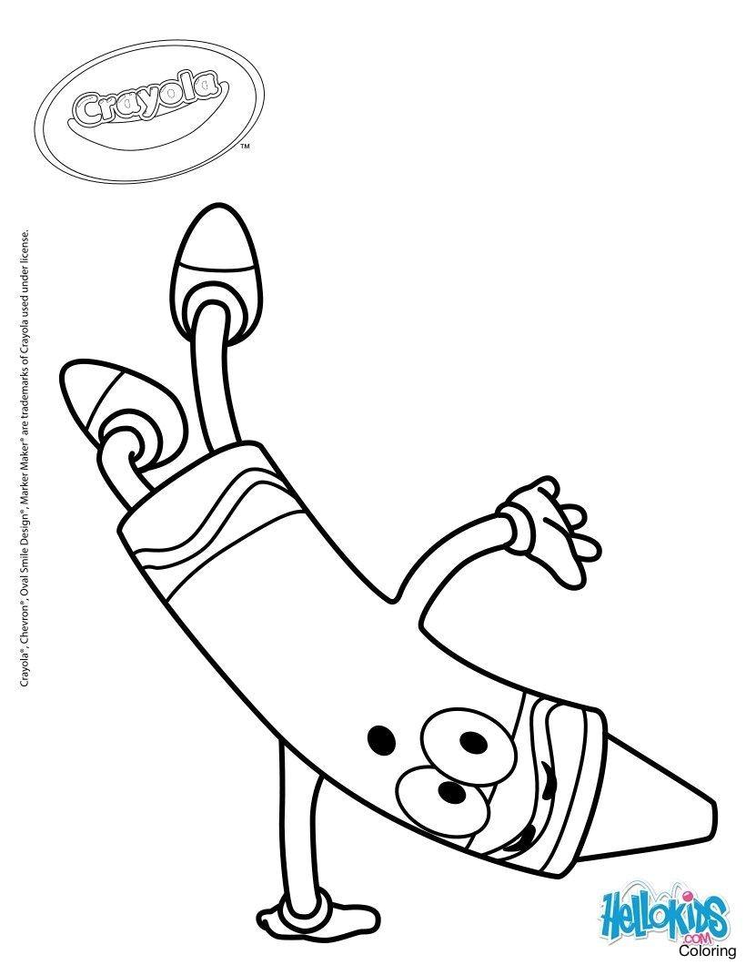 crayola crayon drawing at getdrawings free download