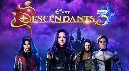 descendants 3 songs with lyrics from the soundtrack