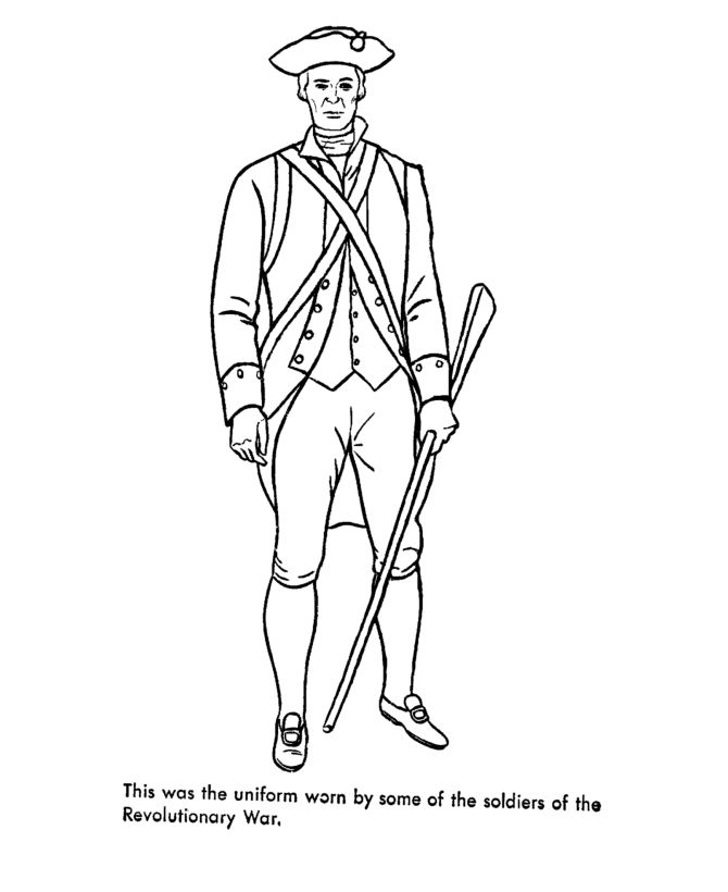 early american trades coloring page coloring pages
