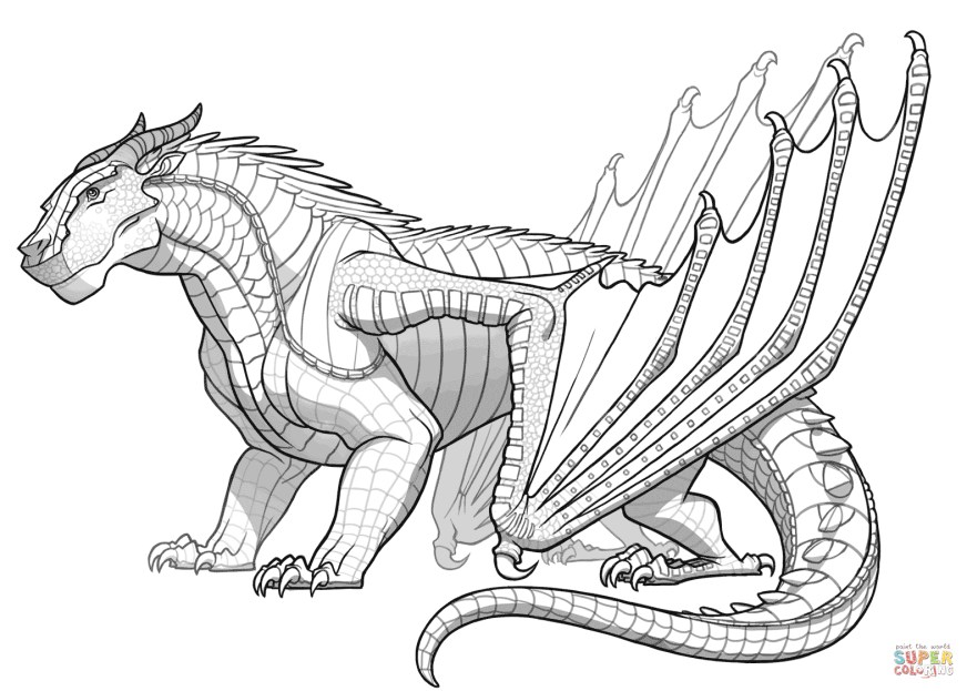 fire and ice coloring pages
