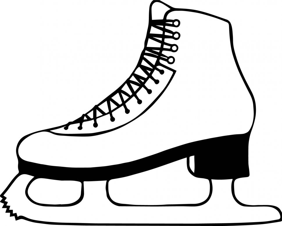 Shoe Coloring Pages Idea - Whitesbelfast