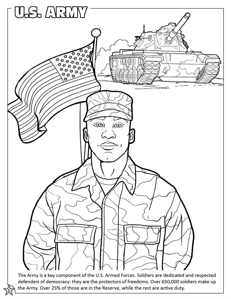 marine soldier coloring pages sketch coloring page