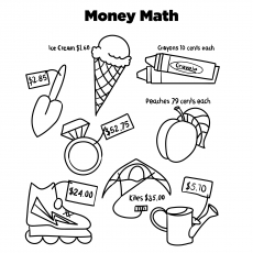 money coloring pages printable at getcolorings free