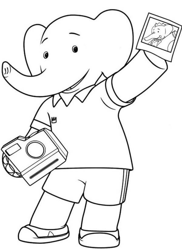 polaroid camera drawing at getdrawings free download