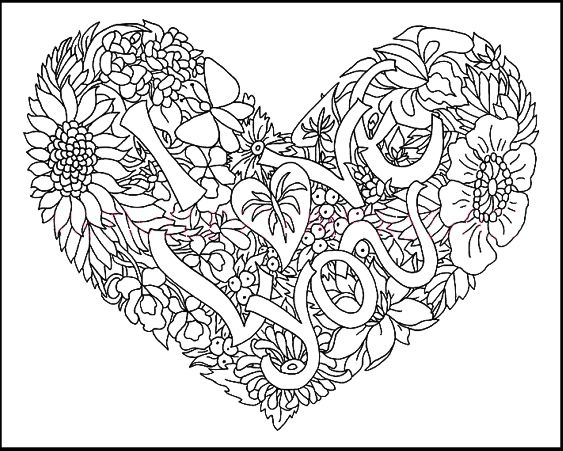 search results for love coloring pages on getcolorings