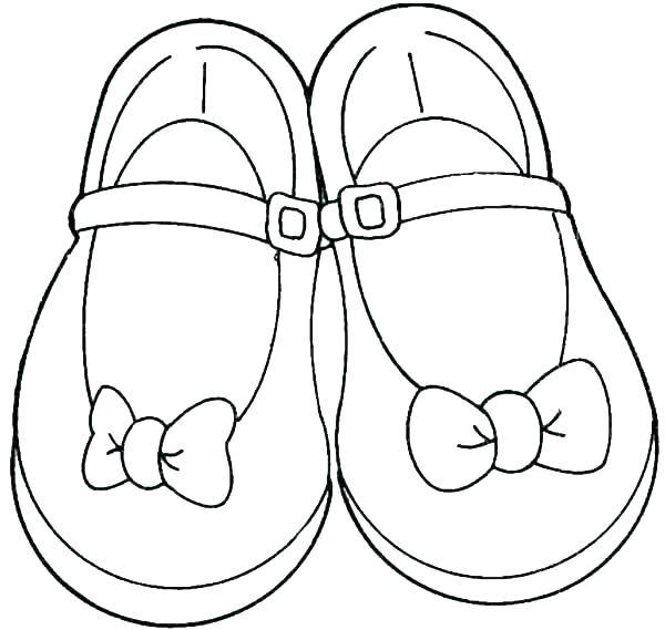 tennis shoe coloring pages at getcolorings free