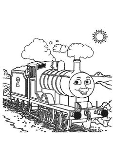 thomas and friends coloring pages gordon color pages
