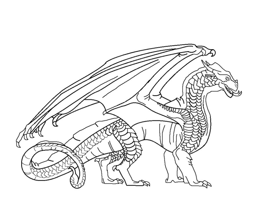 wings of fire coloring pages easy 101 worksheets