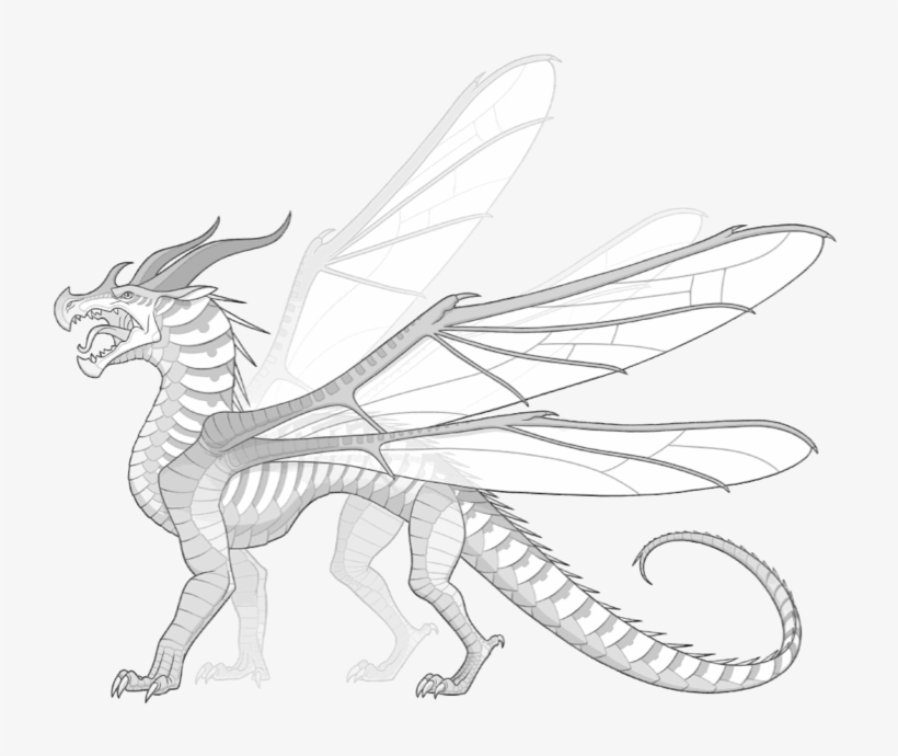 wings of fire seawing coloring pages these are hivewings