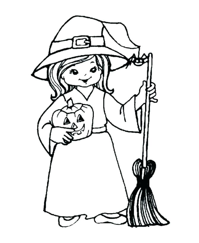 witch coloring pages for adults at getcolorings free
