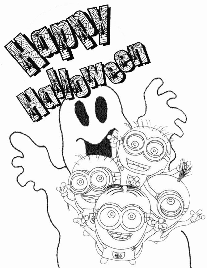 download 72 minions and halloween coloring pages png pdf