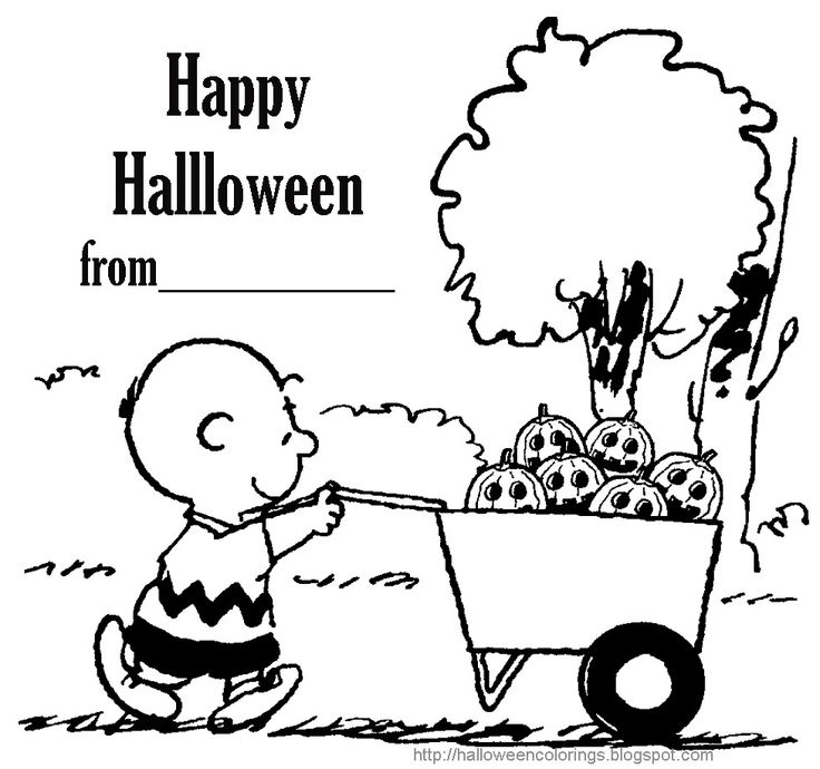 halloween colorings snoopy coloring pages halloween