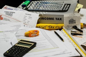 what information do I need to put on my tax return