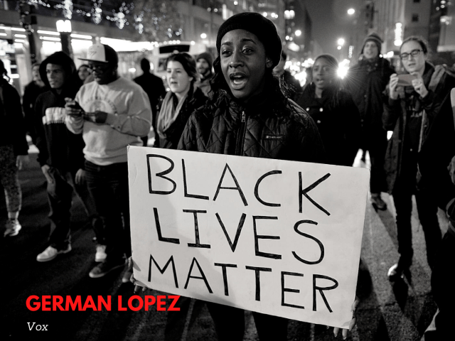 Why You Should Stop Saying All Lives Matter
