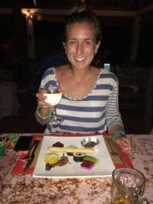 Dinner Christmas Dinner in Zanzibar