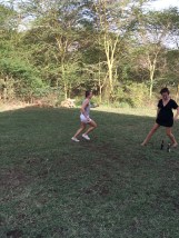 One last game of Beer Cricket in Arusha before the move