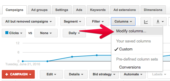 Campaign Management – Google AdWords 2016-07-01 12-37-58