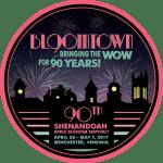 90th Shenandoah Apple Blossom Festival theme logo