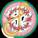 93rd Shenandoah Apple Blossom Festival Theme Logo