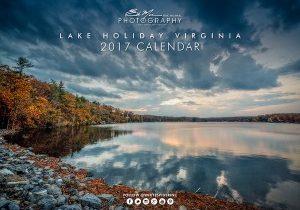 2017 Lake Holiday Virginia Calendar