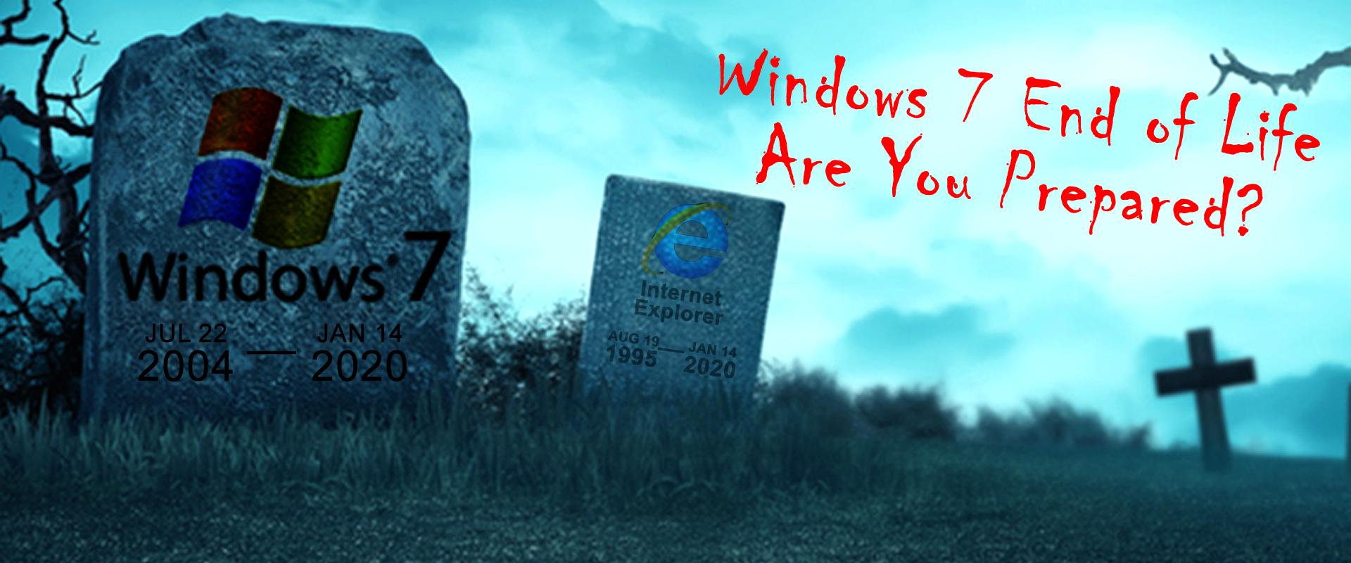 Windows 7 End of Life – WhiteStone Computers LLC