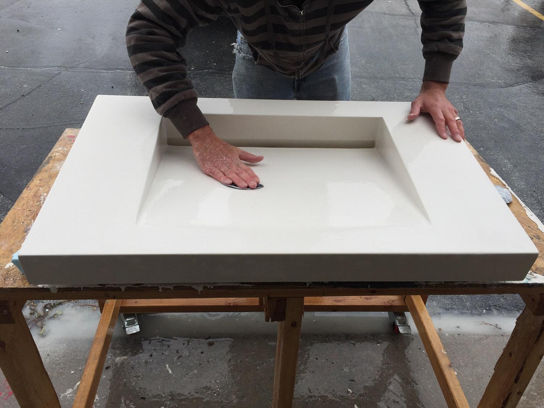 whitestone concrete design