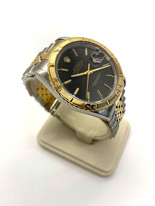 Thunderbird Datejust 36mm Men's Rolex Watch