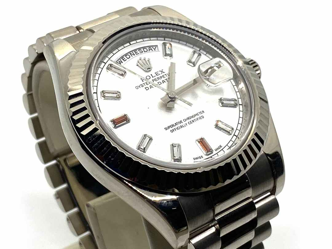 Oyster Perpetual Day-Date Men's Rolex Watch