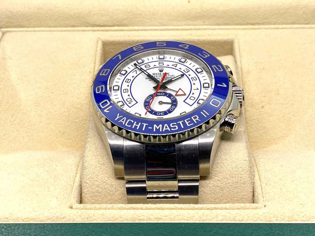 Yacht Master II Men's Rolex Watch