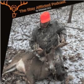 The Stay Afflicted Podcast: The Value of Hunting to the Economy and Conservation 3