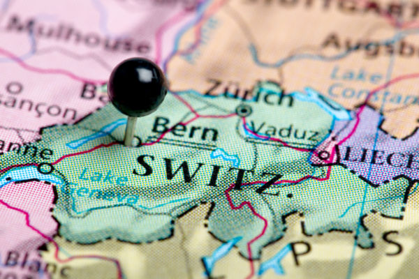 UK to Switzerland removals